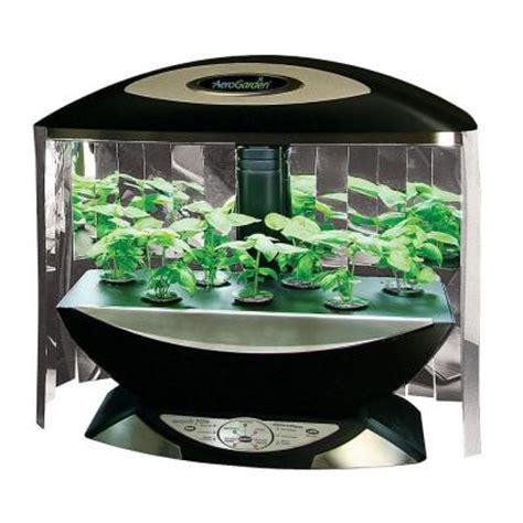 plant grow lights home depot miracle gro aerogarden power grow light booster 970279