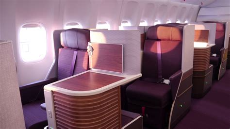 Cabin Plans Free by New Thai Airways Airbus A350 Will Fly Bangkok Melbourne