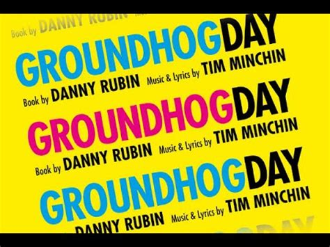 groundhog day review review groundhog day by tim minchin best new musical