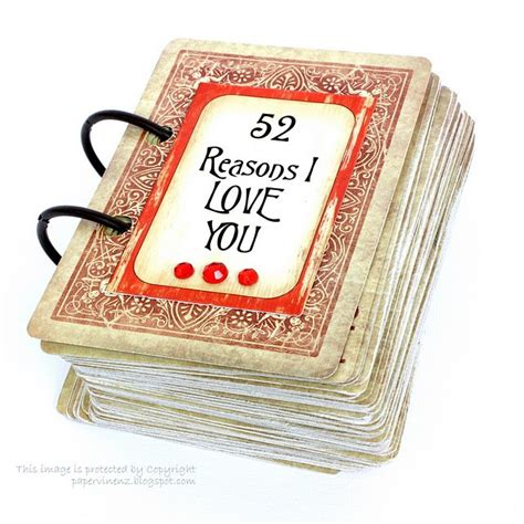 how to make 52 reasons i you cards how to make a recycled deck of cards 52 reasons i