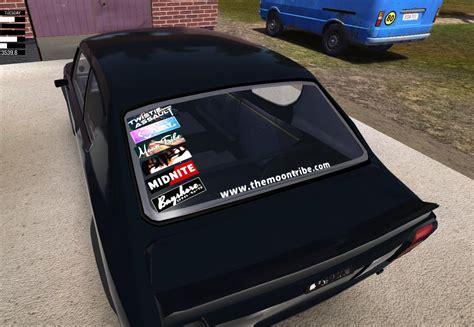 jdm sticker rear window jdm window decals racedepartment