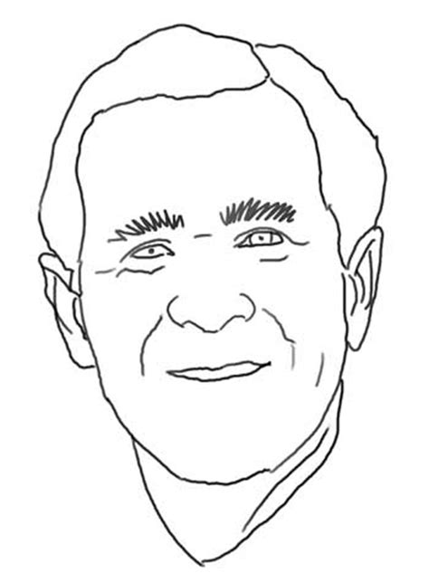 Outline Of A Portrait by How To Achieve Likeness In A Portrait Essenmitsosse