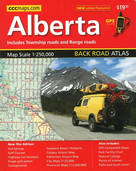 atlantic canada back road atlas books alberta back road atlas by canadian cartographics corporation