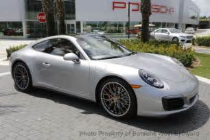 Porsche 911 4s Price 2017 New Porsche 911 4s Coupe At Porsche West