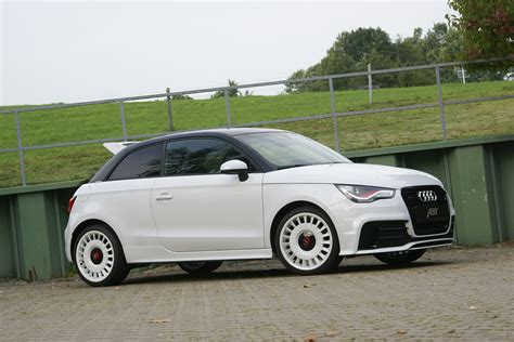 Audi A1 Abt by Abt Audi A1 Quattro Power And