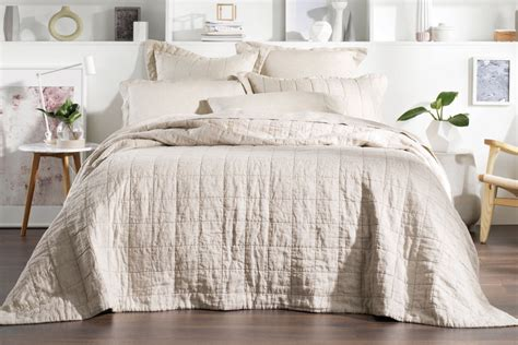 bed covers abbotson linen bed cover