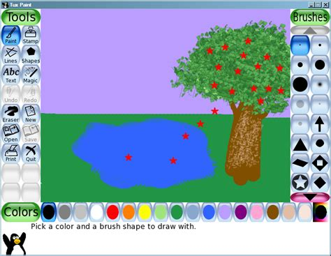 paint draw file tuxpaint drawing png