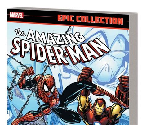 amazing spider man epic collection amazing spider man epic collection round robin trade paperback comic books comics