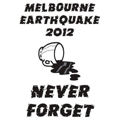 Melbourne Earthquake Meme - apr 232 s moi le d 233 luge mumbrella