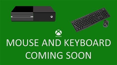 Xbox One gets mouse and keyboard support - YouTube Mouse And Keyboard Support