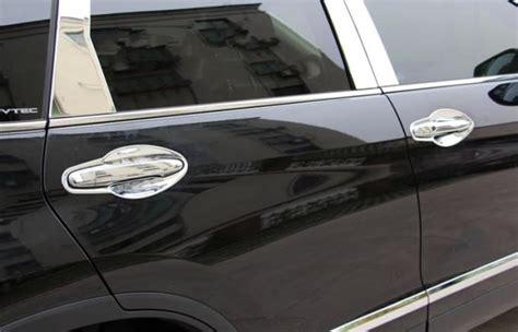 Handle Pintu Crome Honda Brv auto chrome potong bagian untuk honda cr v 2012 side door handle garnish
