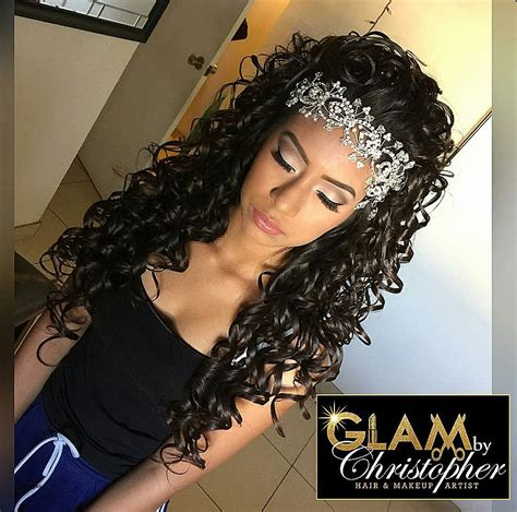 curly hairstyles quinceanera curly hairstyles best of curly hairstyles for quinceaner