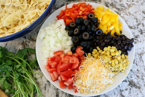 pasta salad ingredients it s a lovely family and family travel with the