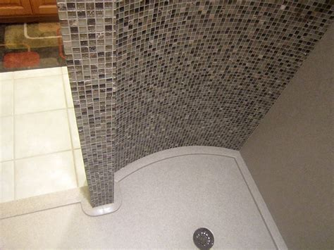 Shower Bases by Walk In Shower And Bathtub Replacement Gallery