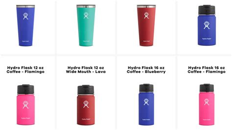 hydro flask colors hydro flask sendoff sale last year s colors 25 http