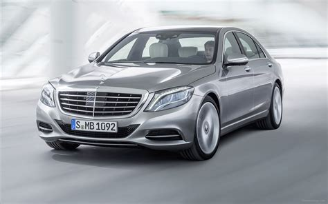 Mercedes S Class 2014 by Mercedes S Class 2014 Widescreen Car Picture