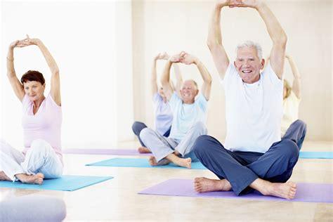 for seniors and exercise for enhanced mobility in seniors