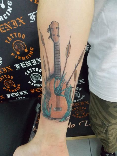 ukulele tattoo best 25 ukulele ideas on guitar