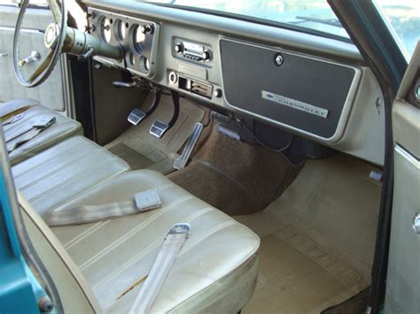 Stepside Bed 1967 Chevy C10 Cst Pickup