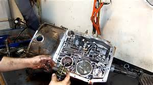 4r75e transmission teardown inspection transmission