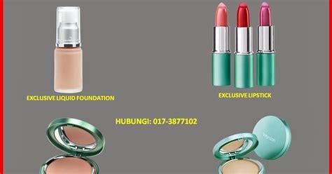 Bedak Cair Wardah kosmetik wardah kuala lumpur wardah exclusive series