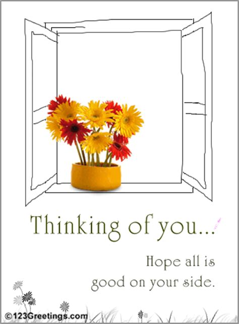 thinking of youfree thinking of you ecards, greeting