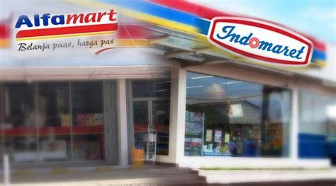 Panci Alfamart hadang barang palsu minimarket akan ditempeli stiker