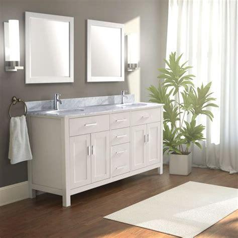 costco mirrors bathroom 1779 costco studio bathe kalize white double vanity