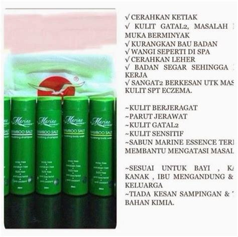 Marine Essence Nourishing Shoo hai o marine essence bamboo salt end 11 10 2016 6 15 pm