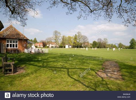 war game village green 1843650894 cricket on the village green in spring warborough oxfordshire stock photo royalty free image