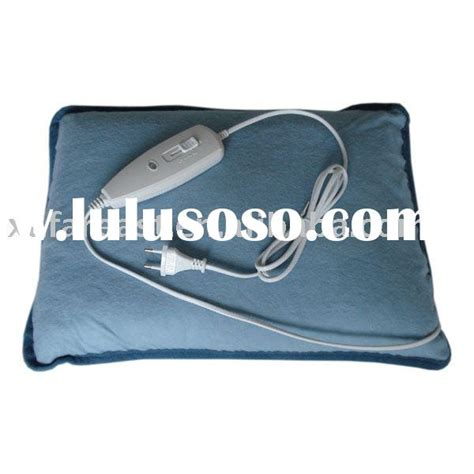 Electric Heated Pillow by 404 Not Found