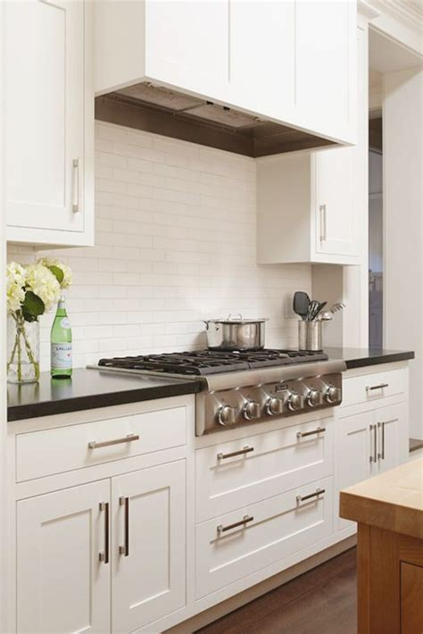 White Kitchen Tile Paint by Subway Tile By Blue Similar 3x6 Tiles Here
