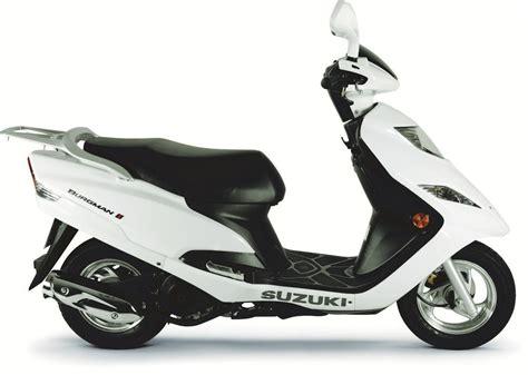 Scooter Suzuki 125 2013 Suzuki Burgman 125 Moto Zombdrive