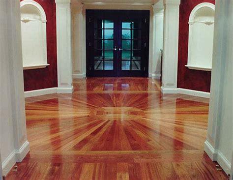 Modern Home Interior Design: Wood flooring texture, dark