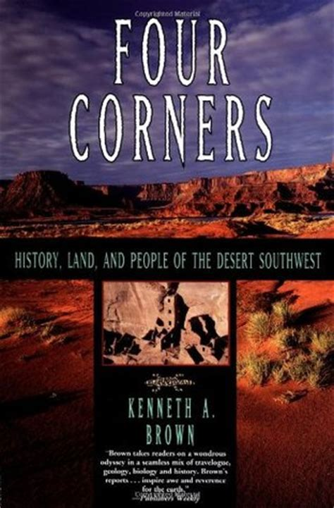 a corner in land books four corners history land and of the desert
