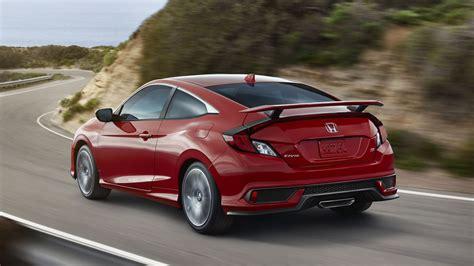 Honda Si Hp by 2017 Honda Civic Si Adds Turbo Still Makes 205 Hp