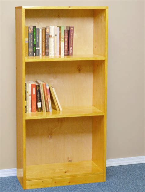 diy basic bookshelf how to build a bookcase for beginners