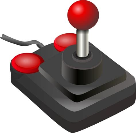 images of christmas joystick joystick black red clip art free vector in open office