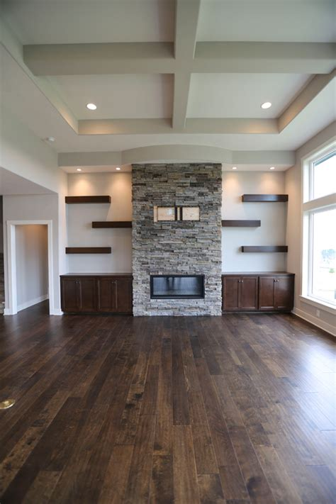 fireplace with shelves on each side stone fireplace gas log fireplace floating shelves and