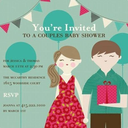 Co Ed Baby Shower by Chic Coed Baby Shower Invites For Your