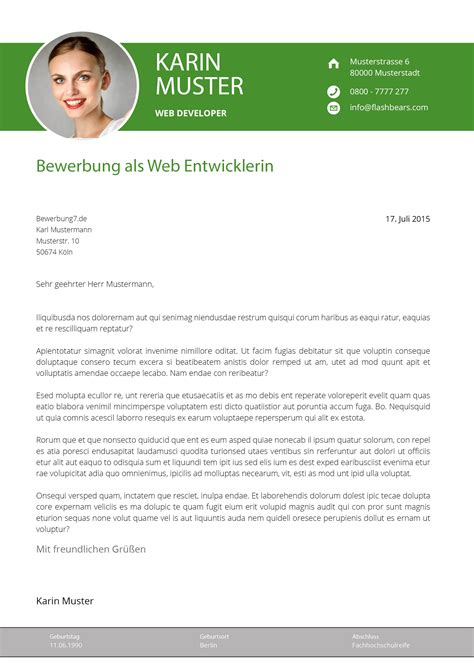 Bewerbungbchreiben Praktikum Hotel Muster bewerbung schreiben mit cover letter offer letter format