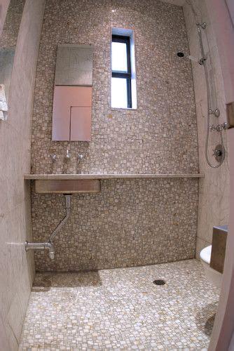 ideas  wet room bathroom  pinterest wet