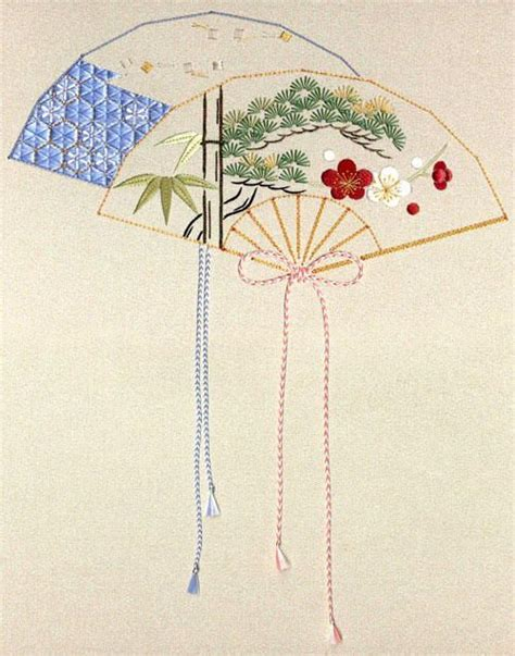 japanese embroidery pattern japanese embroidery for beginners historical traditional