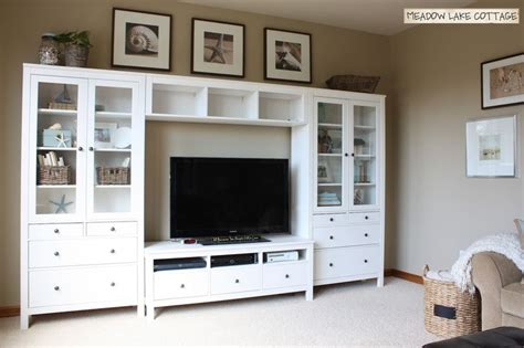 ikea hacks entertainment center hemnes liatorp ikea quot a collection of ideas to
