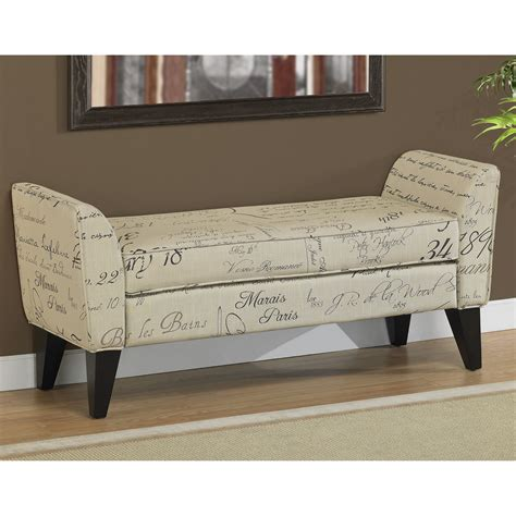 padded benches living room bench seat bedroom 15 modern design with bed end bench