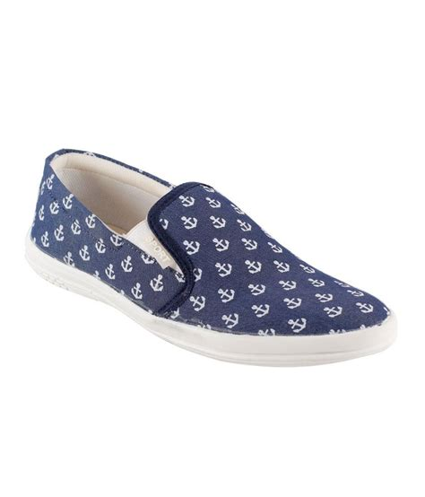 n shoes shoes n style blue canvas casual shoes price in india buy