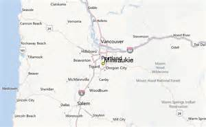 map of milwaukie oregon milwaukie weather station record historical weather for