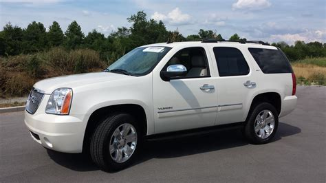 2011 gmc 4x4 sold 2011 gmc yukon slt 4x4 5 3 v8 white 22k gm