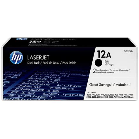Toner Ultima xerox ultimate replacement for hp 12a black toner
