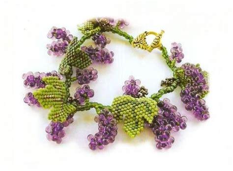 bead translate grape vine bracelet schema and discussion translate
